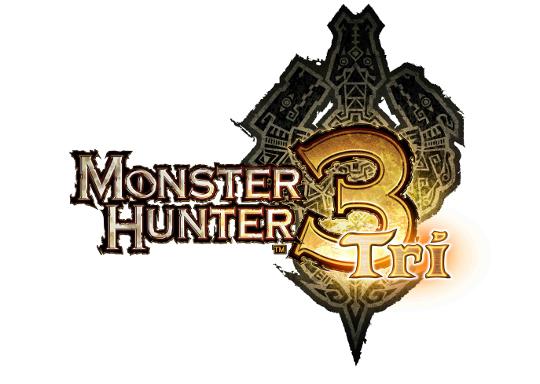 Logo Monster Hunter 3 (MH3)
