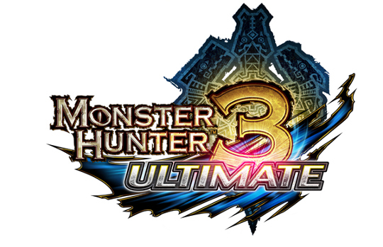 Logo Monster Hunter 3 (MH3)