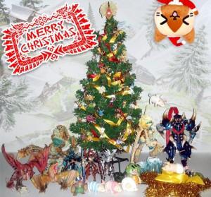 monster_hunter_merry_christmas_by_cyevidal10-d4m64s2